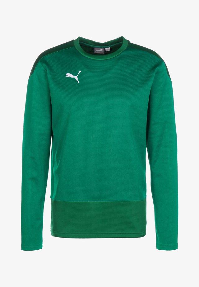 T-shirt à manches longues - pepper green