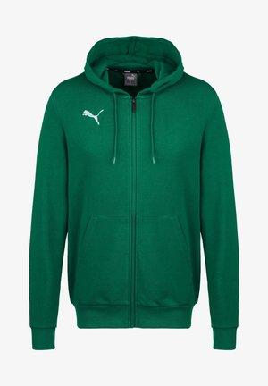 TEAMGOAL 23 CASUALS TRAININGSJACKE HERREN - Zip-up hoodie - pepper green