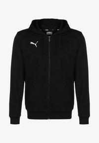 Puma - TEAMGOAL 23 CASUALS TRAININGSJACKE HERREN - veste en sweat zippée - black - 0