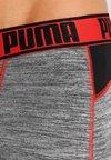 Puma - 2 PACK  - Underkläder - black/red