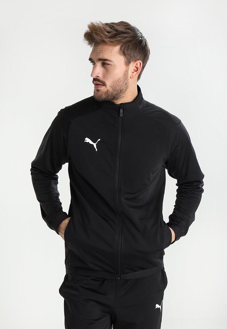 Puma - LIGA SIDELINE TRACKSUIT - Dres - black/white