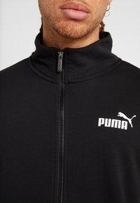 Puma - AMPLIFIED TRACK SUIT - Träningsset - black - 8