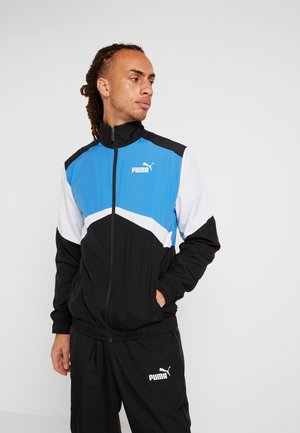 RETRO SUIT - Verryttelypuku - puma black/palace blue