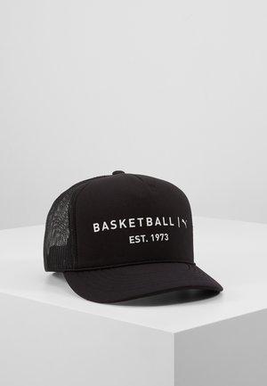 HOOPS BASKETBALL - Kšiltovka - black