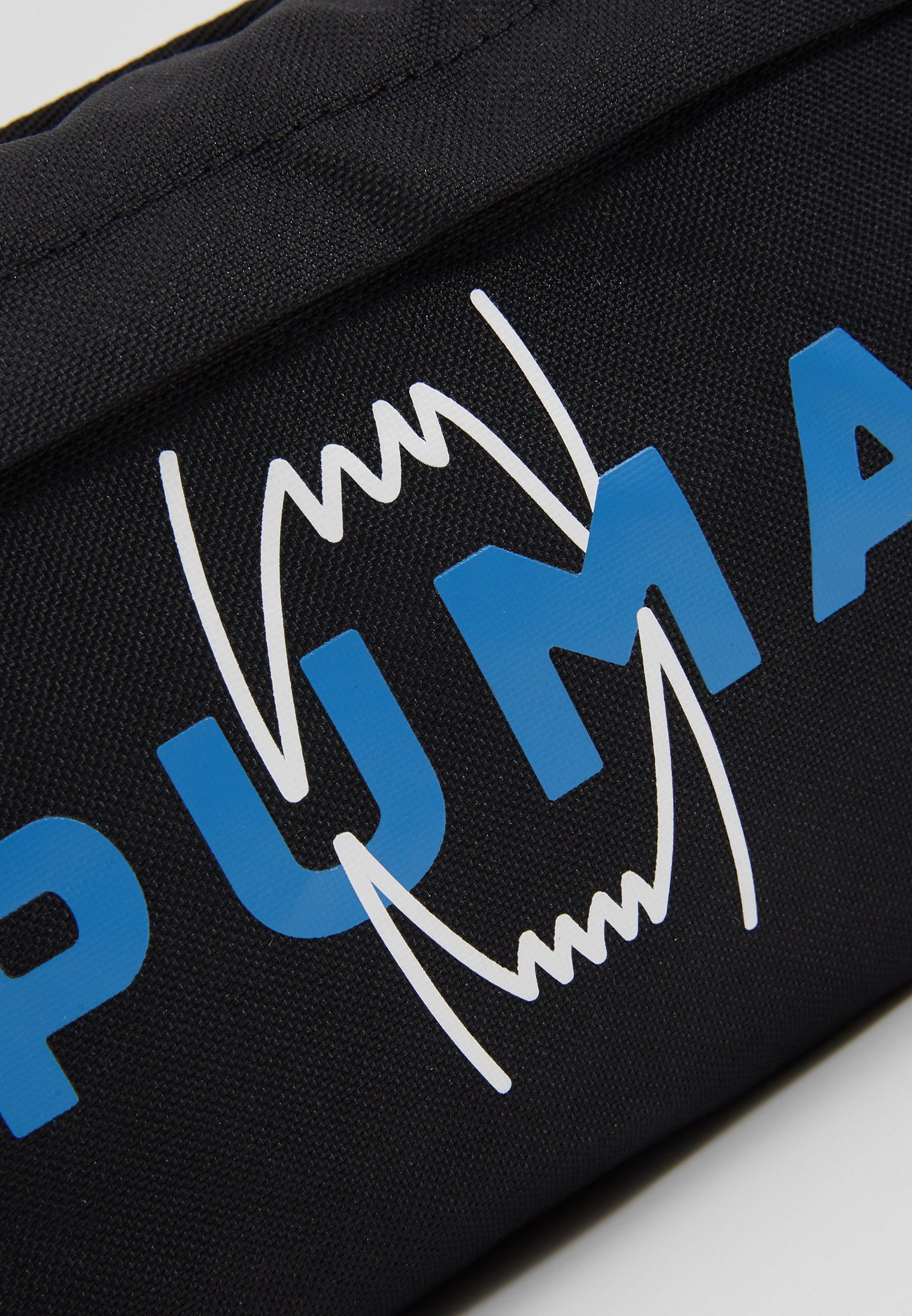 Puma Hoops Basketball Multi Waistbag - Marsupio Black