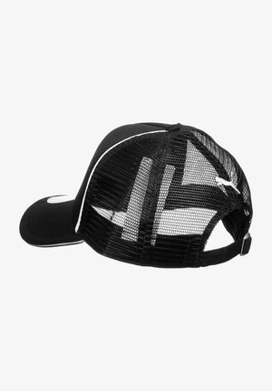 TRUCKER CAP FERRARI FANWEAR - Cap - black