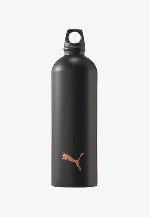 Drink bottle - puma black-nrgy peach