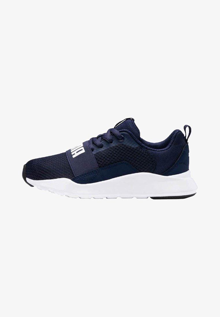 Puma - WIRED - Chaussures de running neutres - navy blue