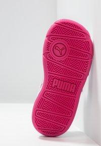 Puma - STEPFLEEX 2 - Obuwie treningowe - fair aqua/pale pink/fuchsia purple - 5