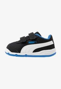 Puma - STEPFLEEX 2 - Chaussures d'entraînement et de fitness - black/white/palace blue - 1