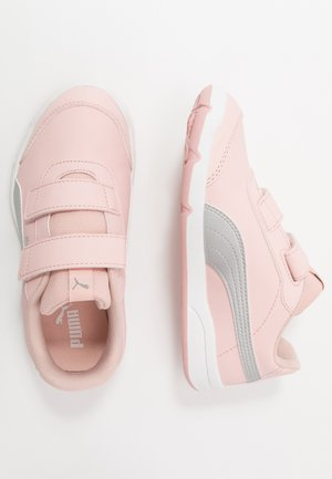 STEPFLEEX 2  - Sports shoes - peachskin/silver/limestone/white