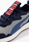 Puma - NRGY NEKO SKIM - Hardloopschoenen neutraal - peacoat/high rise/galaxy blue/high risk red/white