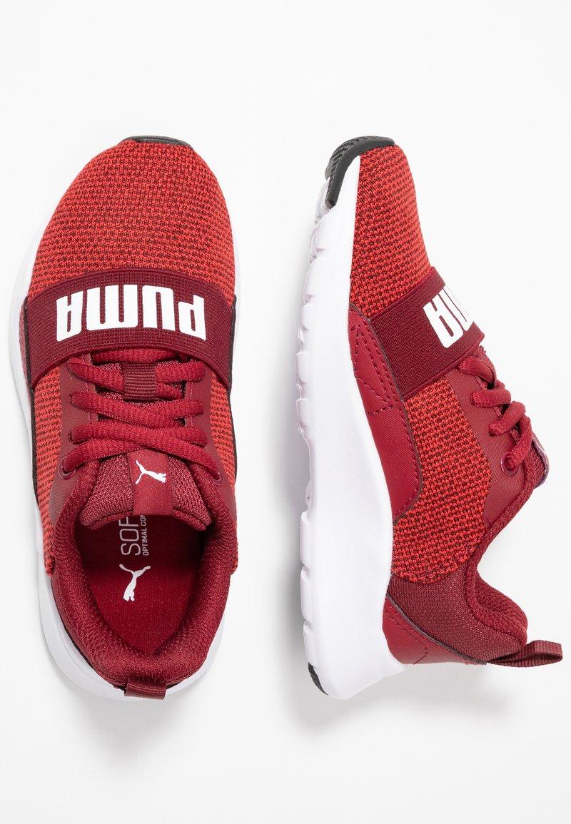 Puma - WIRED - Hardloopschoenen neutraal - rhubarb/white