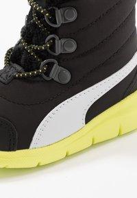 Puma - BAO 3 BOOT - Bottes de neige - black/nrgy yellow - 2