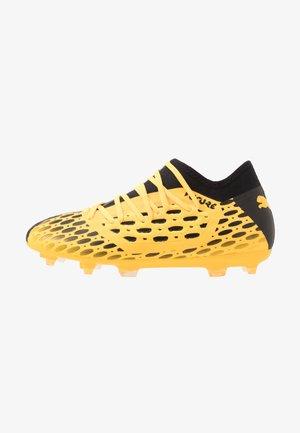FUTURE 5.3 NETFIT FG/AG - Voetbalschoenen met kunststof noppen - ultra yellow/black