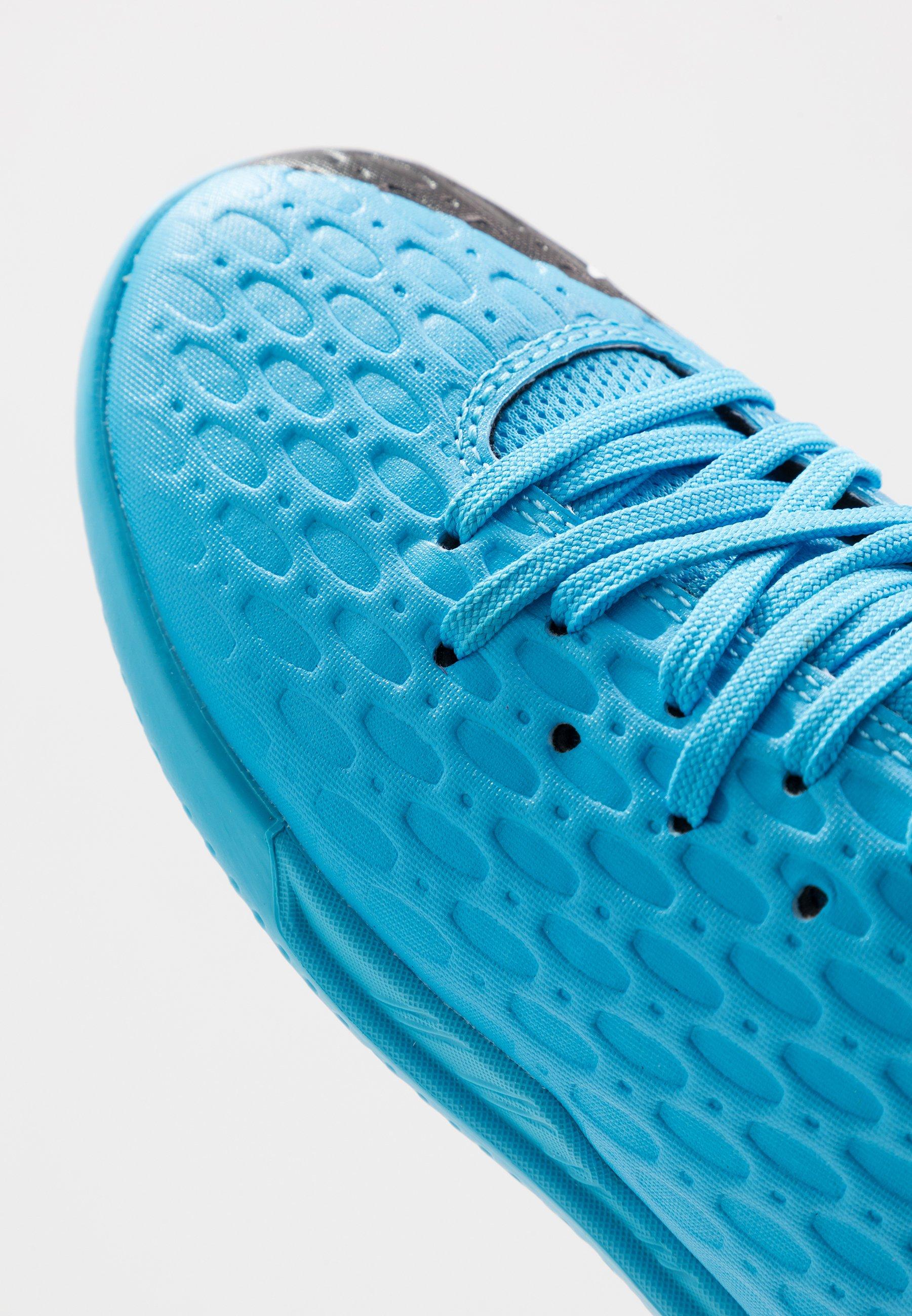 FUTURE 5.4 IT Chaussures de foot en salle luminous bluenrgy blueblackpink alert