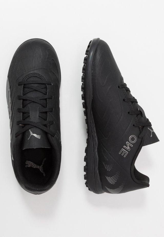 ONE 20.4 TT - Astro turf trainers - black/asphalt
