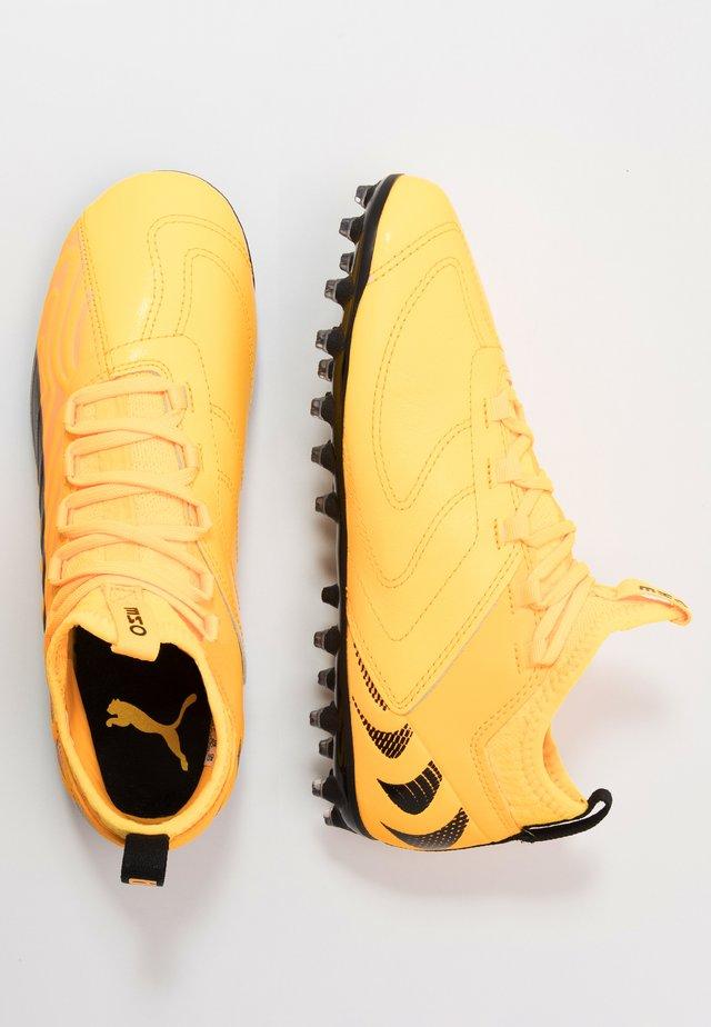 ONE 20.3 MG - Fotballsko - ultra yellow/black/orange alert