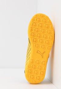 Puma - FUTURE 5.4 TT - Korki Turfy - ultra yellow/black - 5
