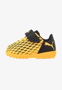 Puma - FUTURE 5.4 TT - Kopačky na umělý trávník - ultra yellow/black - 1