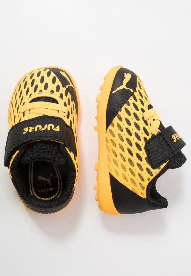 FUTURE 5.4 TT - Voetbalschoenen voor kunstgras - ultra yellow/black
