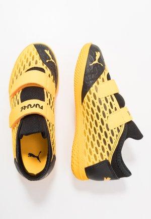 FUTURE 5.4 - Zaalvoetbalschoenen - ultra yellow/black