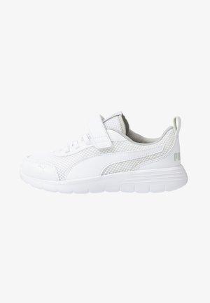 FLEX RENEW - Obuwie do biegania treningowe - white/gray violet
