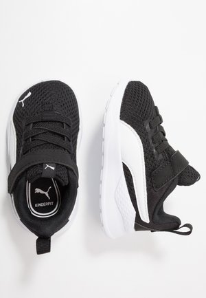 ANZARUN LITE - Chaussures de running neutres - black/white