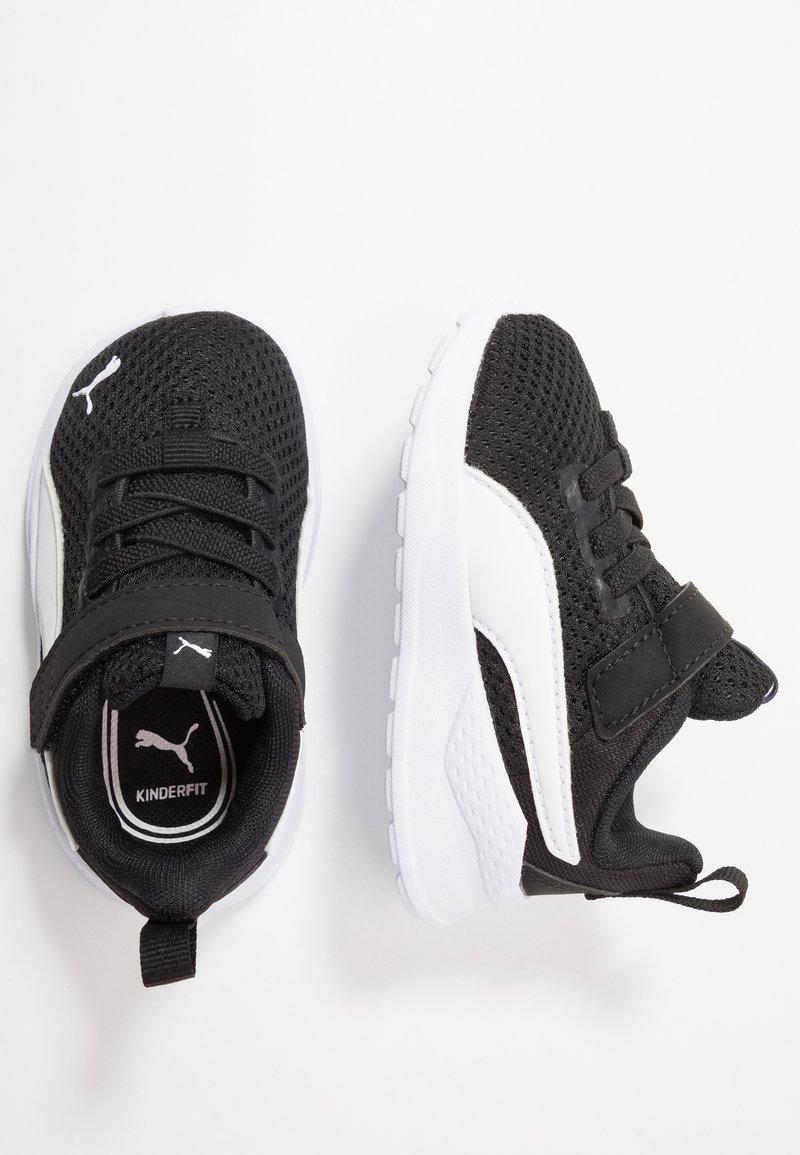 Puma - ANZARUN LITE - Obuwie do biegania treningowe - black/white