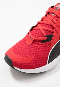 Puma - HYBRID NX OZONE - Obuwie do biegania treningowe - high risk red/puma black - 2