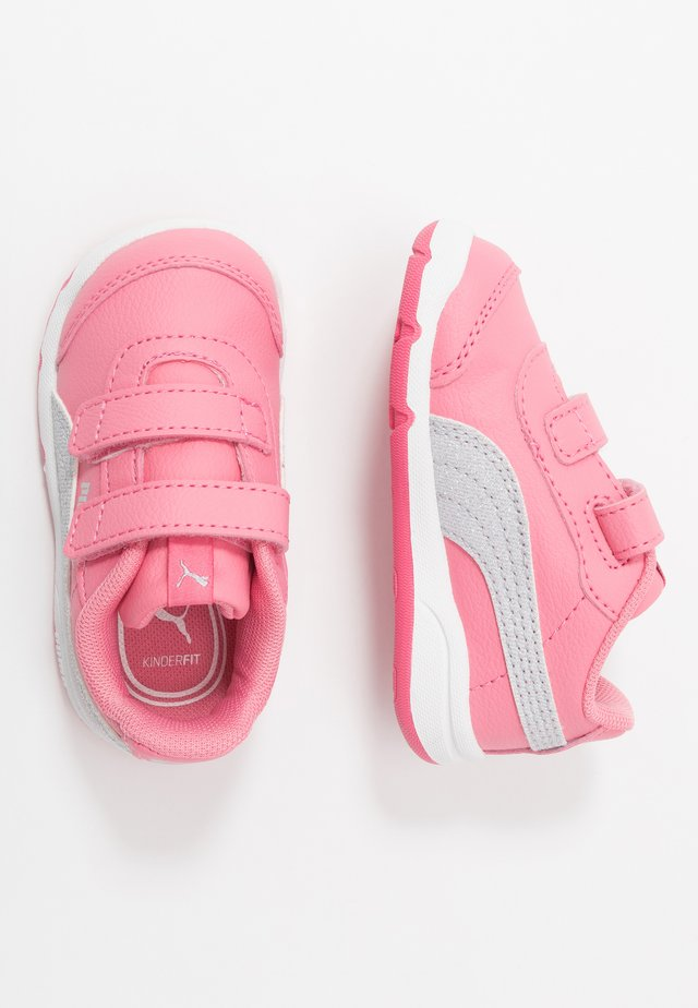 STEPFLEEX 2  - Sports shoes - bubblegum/silver/white
