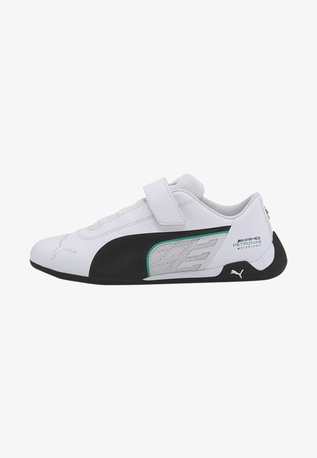 Trainers - white-black
