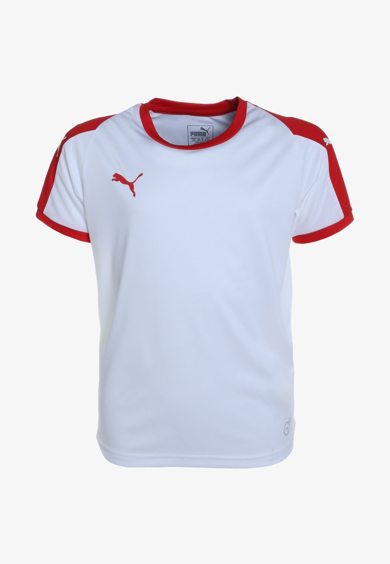 Puma - LIGA  - Funktionsshirt - puma white/puma red