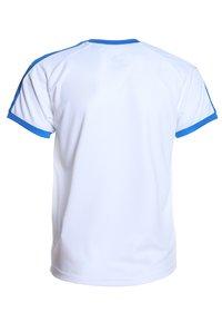 Puma - LIGA  - Sports shirt - white/electric blue - 1