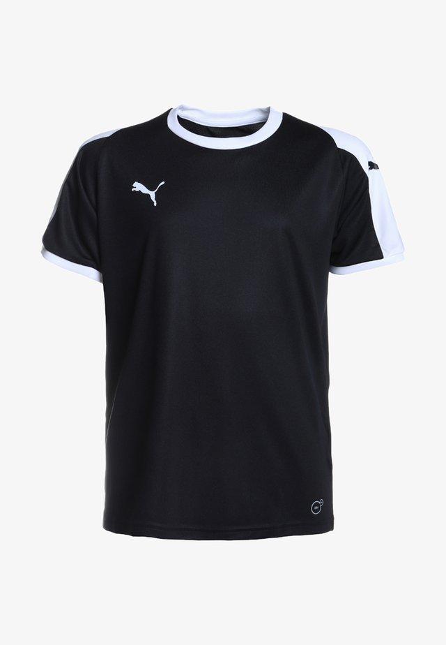 LIGA  - Funktionsshirt - puma black/puma white
