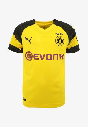 BVB HOME REPLICA WITH EVONIK LOGO - Article de supporter - cyber yellow