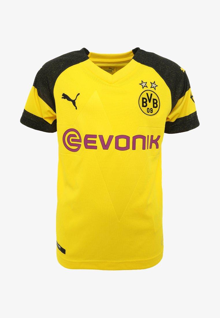 Puma - BVB HOME REPLICA WITH EVONIK LOGO - Vereinsmannschaften - cyber yellow