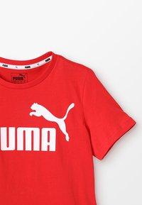 Puma - T-shirt imprimé - high risk red - 3