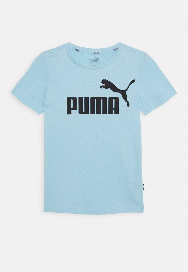 ESS LOGO TEE - T-Shirt print - aquamarine