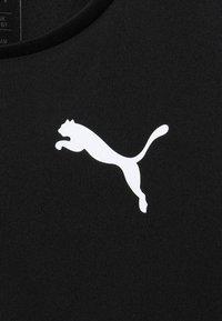 Puma - ACTIVE TEE - T-shirt basique - black - 4