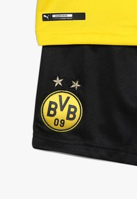 Puma - BVB BORUSSIA DORTMUND HOME MINIKIT WITH SOCKS WITH EVONIK LOGO SET - Article de supporter - cyber yellow/puma black - 5
