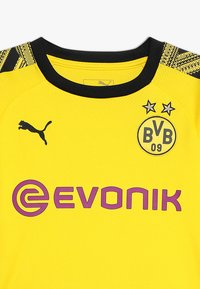 Puma - BVB BORUSSIA DORTMUND HOME MINIKIT WITH SOCKS WITH EVONIK LOGO SET - Article de supporter - cyber yellow/puma black - 3