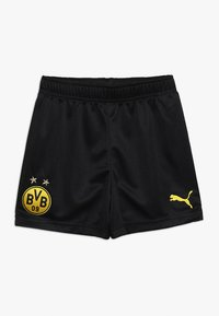 Puma - BVB BORUSSIA DORTMUND HOME MINIKIT WITH SOCKS WITH EVONIK LOGO SET - Article de supporter - cyber yellow/puma black - 2