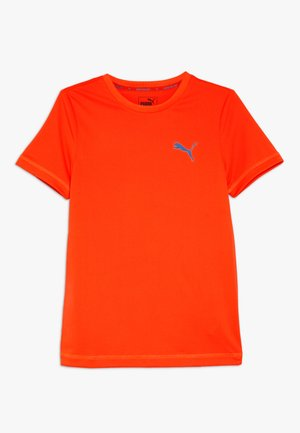 ACTIVE REGULAR FIT - T-shirt sportiva - red