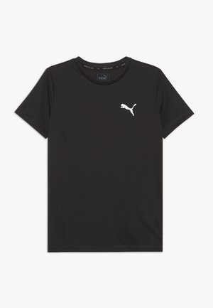 ACTIVE TEE - Camiseta básica - black