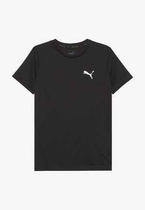 ACTIVE TEE - T-shirt basic - black