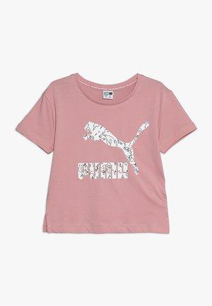 CLASSICS TEE - T-shirt imprimé - bridal rose