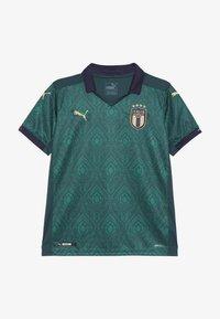 Puma - ITALIEN FIGC THIRD REPLICA - T-shirt print - ponderosa pine peacoat - 2