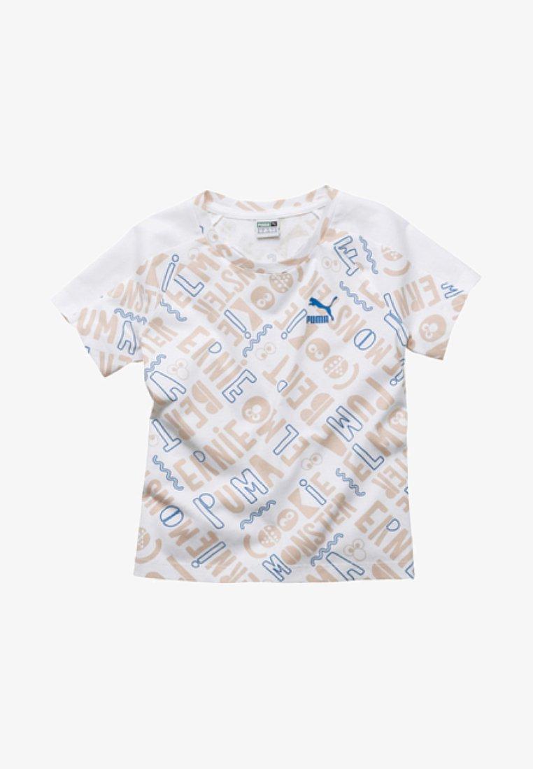 Puma - T-Shirt print -  white
