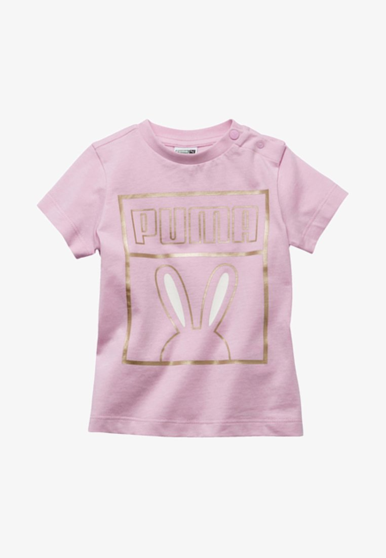 Puma - T-shirt imprimé - pink